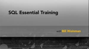 SQL Essential Training Lynda