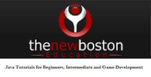 TheNewBoston Java Beginner & Intermediate